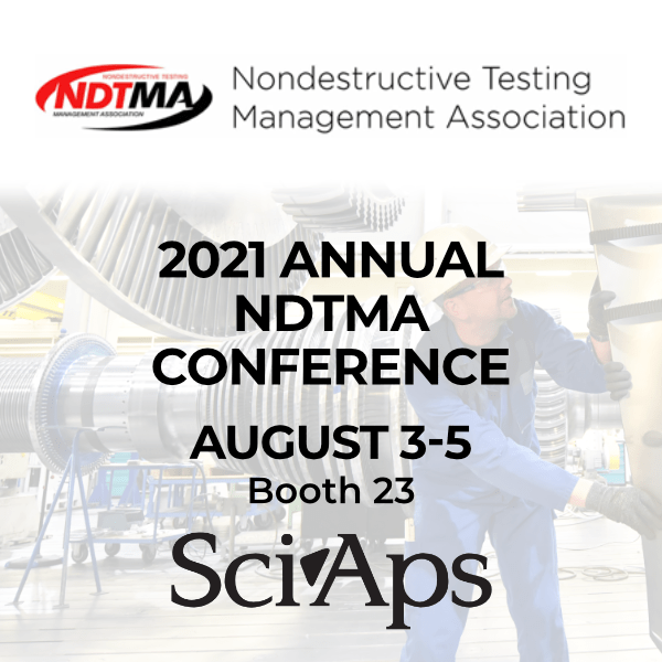 SciAps at NDTMA Conference