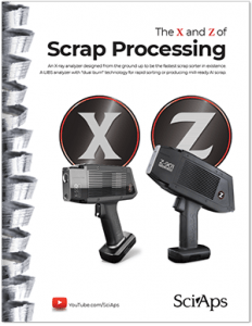 SciAps_X and Z of Scrap Processing